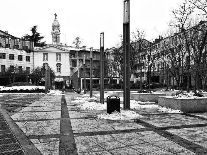 Fondo Simone Vivaldo - Bergamo - Piazzetta Sant'Orsola - 2021